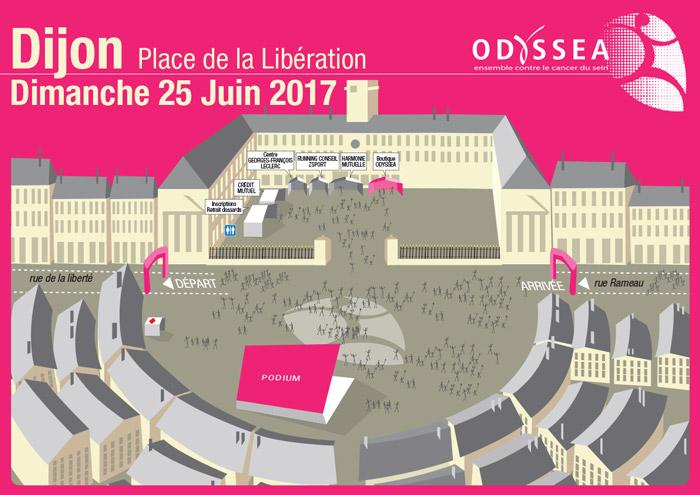 Odyssea Dijon 2017 village 02