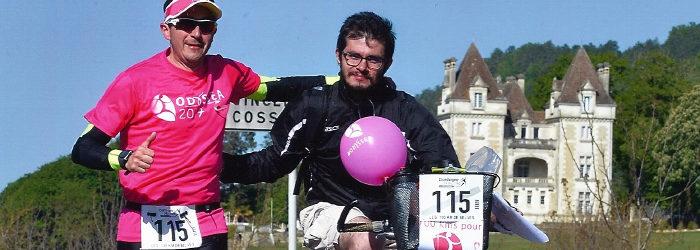 Serge Da Cunha - 100 km pour Odyssea - feat