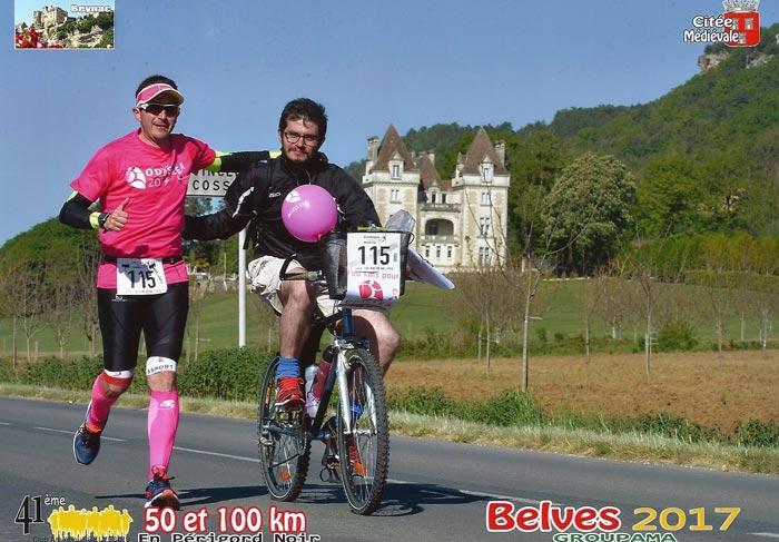 Serge Da Cunha - 100 km pour Odyssea - officielle