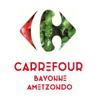 Logo - Partenaires Odyssea - Bayonne - Carrefour - 140