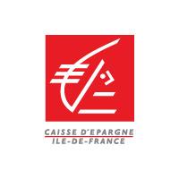 Logo - Partenaires Odyssea - Paris - Caisse d'epargne - 100