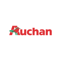 Logo - Partenaires Odyssea - Toulouse - Auchan - 140