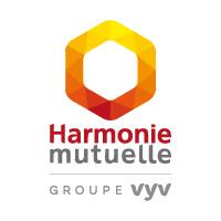 Logo - Partenaires Odyssea - Villeurbanne - Harmonie Mutuelle - 110