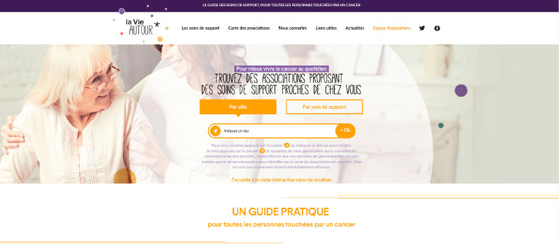 Pfizer - Accompagner les femmes parcours de soins - feat