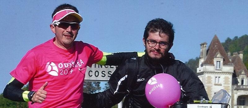 Serge Da Cunha 100KM pour Odyssea-feat