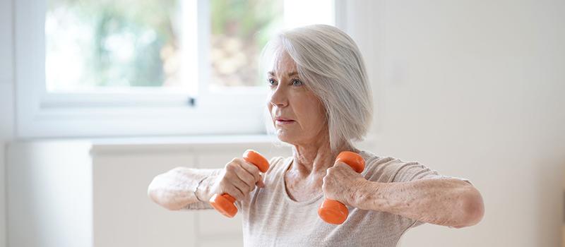 Lymphœdème : de l'importance de pratiquer un sport