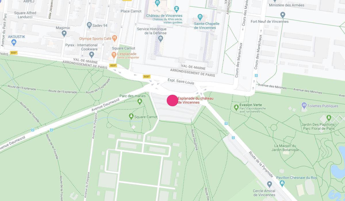 Odyssea Entrainement gratuit Chateau de Vincennes-120-70