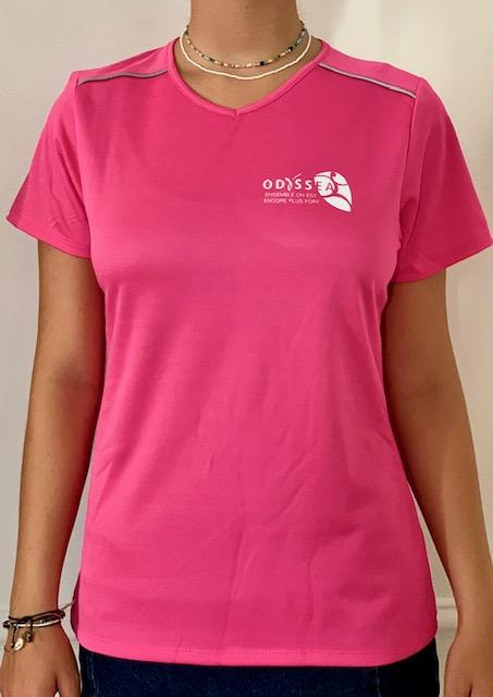 Odyssea Boutique - Photos LD - Tshirt femme