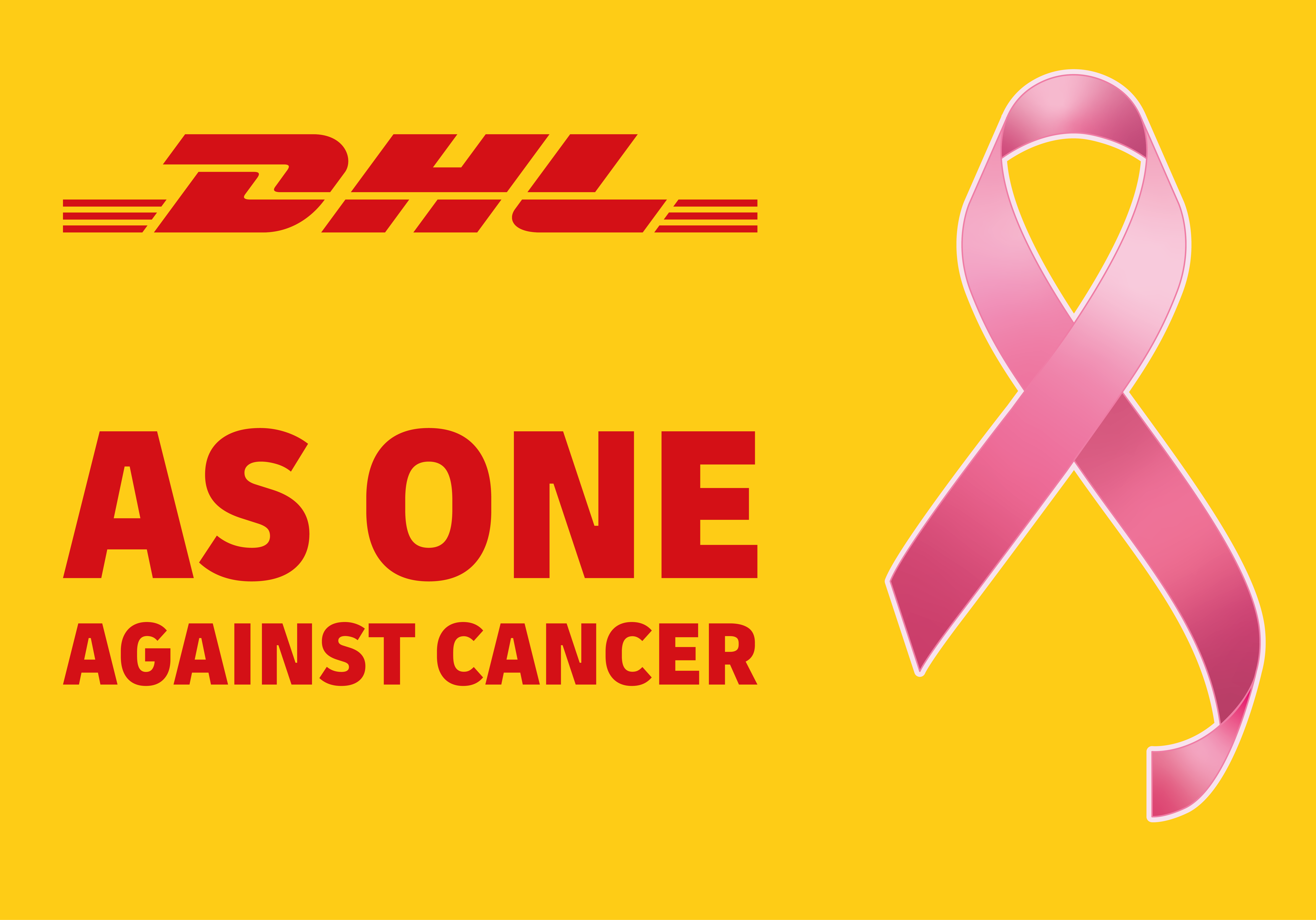 As One Against Cancer Logo v2